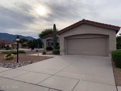 Oro Valley Single Family Home Active Contingent: 1098 E Ritz Court