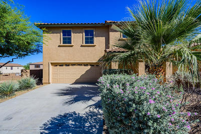 Single Family Home Active Contingent: 10843 E New Rock Ridge Drive