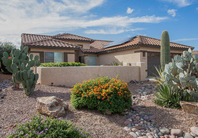 Green Valley Single Family Home Active Contingent: 2762 E Glen Canyon Road