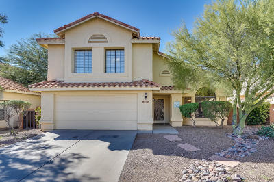 Oro Valley Single Family Home For Sale: 10327 N Mineral Springs Place