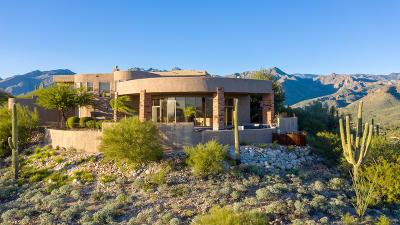 Tucson Single Family Home For Sale: 4544 N Quartz Hill Place