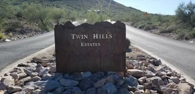 Tucson Residential Lots & Land For Sale: 4200 W Mountain Side Drive #1