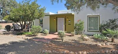 Tucson Single Family Home Active Contingent: 1426 N Jones Boulevard