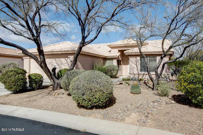 Green Valley Single Family Home For Sale: 1885 E Cliff Swallow Trail