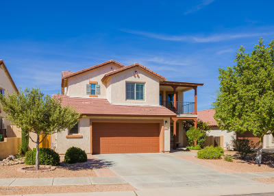 Sahuarita Single Family Home For Sale: 518 W Camino Tunera