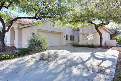 Oro Valley Townhouse For Sale: 1507 W Carmel Pointe Drive
