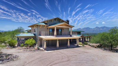 Pima County, Pinal County Single Family Home For Sale: 11280 E Broadway Boulevard