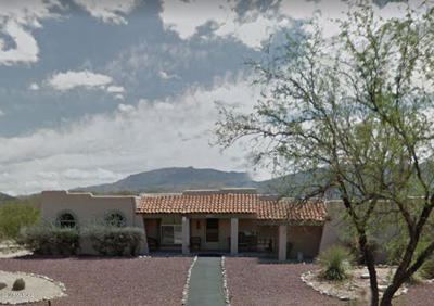 Tucson Single Family Home Active Contingent: 2330 N Tanque Verde Place