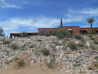 Tucson Single Family Home For Sale: 5613 N Northern Hills Drive