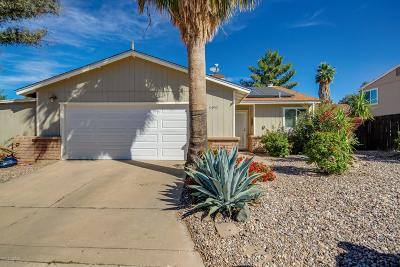 Pima County Single Family Home Active Contingent: 4490 W Meggan Place