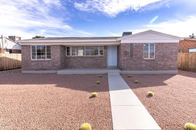 Tucson Single Family Home For Sale: 3018 E Mabel Street