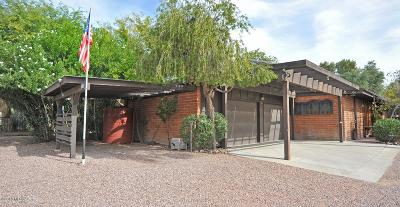 Tucson Single Family Home For Sale: 720 N Plumer Avenue