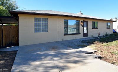 Single Family Home For Sale: 5804 E Eastland Street