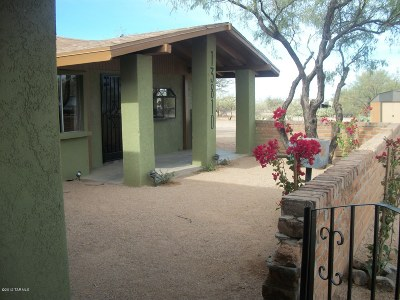 Pima County, Pinal County Manufactured Home For Sale: 13810 E Candace Lane
