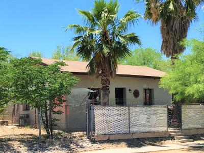 Tucson Residential Income For Sale: 111 W 27th Street