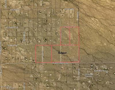 Sahuarita Residential Lots & Land For Sale: 16000 S Kolb Road S
