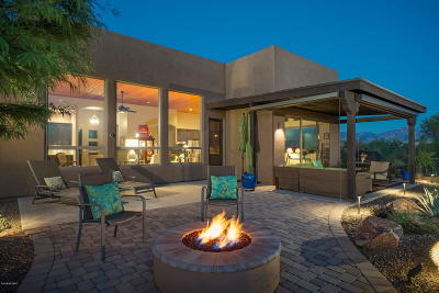 Marana Single Family Home Active Contingent: 4787 W New Shadow Way