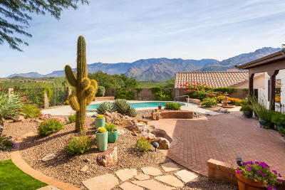 Oro Valley Single Family Home For Sale: 1911 E Pole Star Place