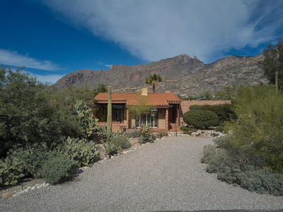 Tucson Single Family Home For Sale: 4301 E Placita Panuco