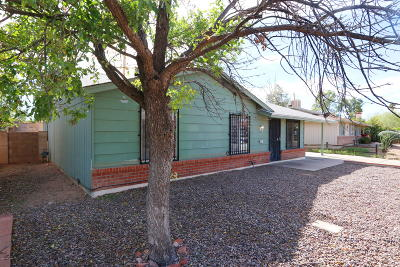 Single Family Home Active Contingent: 2511 W Vereda Pasadera