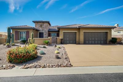 Saddlebrooke, Saddlebrooke Ranch Single Family Home For Sale: 35950 S Desert Sun Drive
