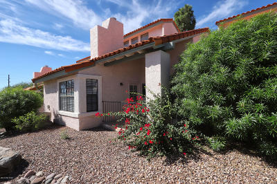 Pima County Condo For Sale: 3200 E Calle De La Punta #3