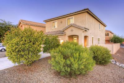 Sahuarita Single Family Home Active Contingent: 193 W Camino Fuste