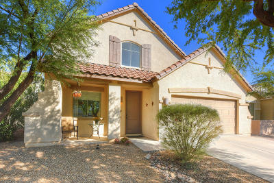 Oro Valley Single Family Home For Sale: 996 W Leatherleaf Drive