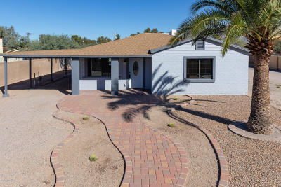 Tucson Single Family Home For Sale: 1937 E Greenlee Road