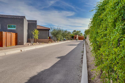 Tucson Single Family Home For Sale: 2916 N Old Fort Lowell Court