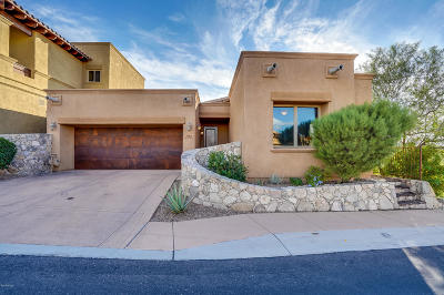 Tucson Townhouse For Sale: 1760 E Via Colomba Bianca