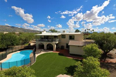 Tucson Single Family Home For Sale: 11255 E Old Spanish Trail