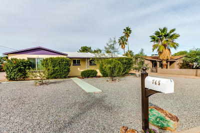 Tucson Single Family Home For Sale: 745 N Richey Boulevard