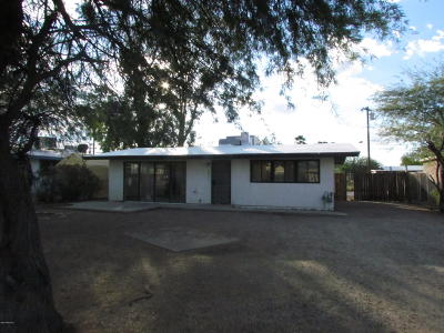 Tucson Single Family Home Active Contingent: 2002 S Plumer Avenue