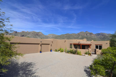 Single Family Home Active Contingent: 2203 E Quiet Canyon Drive