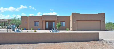 Pima County, Pinal County Single Family Home Active Contingent: 2580 E Skywatchers Drive