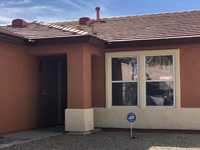 Tucson Single Family Home Active Contingent: 10099 N Blue Crossing Way