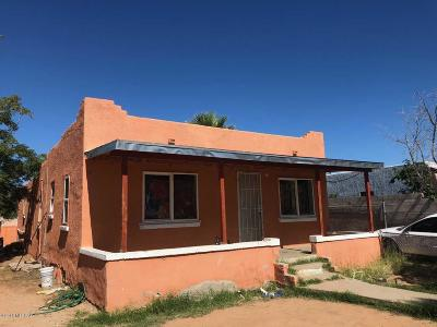 Tucson Residential Income For Sale: 156 W District Street
