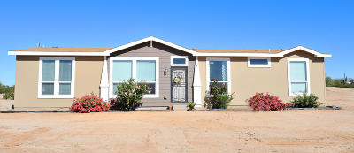 Manufactured Home Active Contingent: 35223 S Longhorn Trail