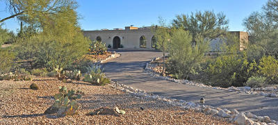 Tucson Single Family Home For Sale: 710 E Agave Place