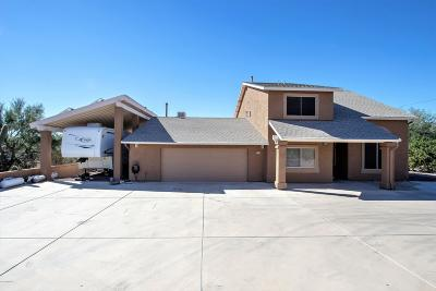 Tucson Single Family Home For Sale: 3152 W Lobo Road