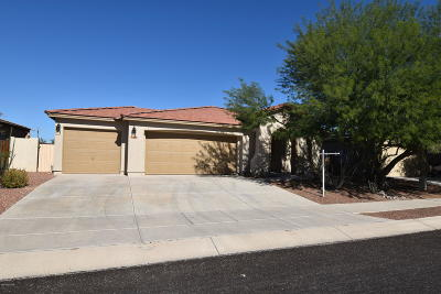 Tucson Single Family Home Active Contingent: 3625 E Canter Road