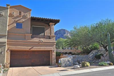 Tucson Townhouse For Sale: 1812 E Via Mirabella