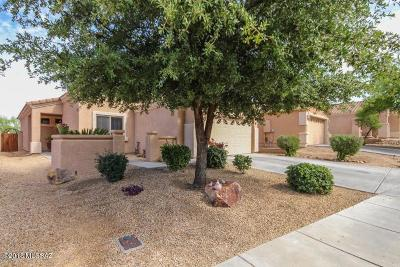 Oro Valley Single Family Home Active Contingent: 2289 E Stone Stable Drive