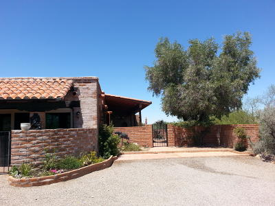 Tubac Single Family Home For Sale: 21 Sandy Lane