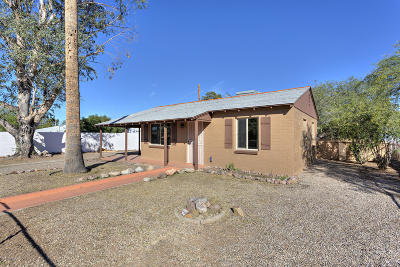 Tucson Single Family Home Active Contingent: 4571 E 6th Street