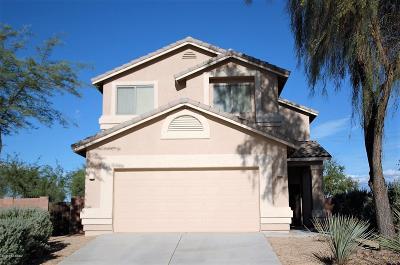 Marana Single Family Home For Sale: 13020 N Steamboat Drive