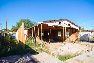 Tucson Single Family Home For Sale: 3544 S Liberty Avenue