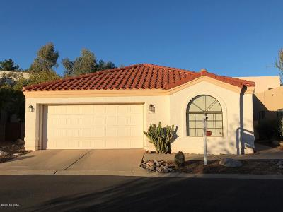 Tucson Single Family Home Active Contingent: 6133 N Reliance Drive