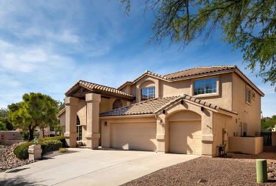 Oro Valley Single Family Home For Sale: 10601 N Thunder Hill Place